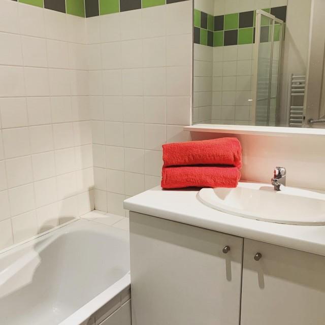 Appartement le morclan 14 salle de bain Châtel