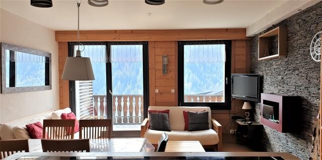 Appartement le morclan 14 salon Châtel 74