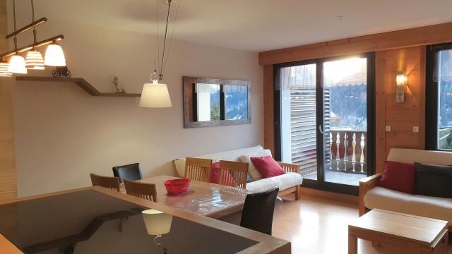 Appartement le morclan 14 salon Châtel France