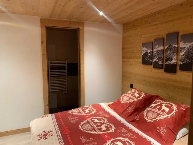 Appartement le Terroit 01B Chambre Châtel 3