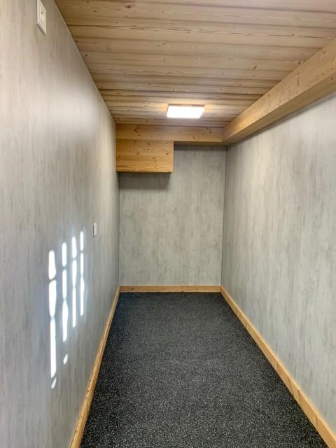 Appartement le Terroit 01B Local à ski Châtel