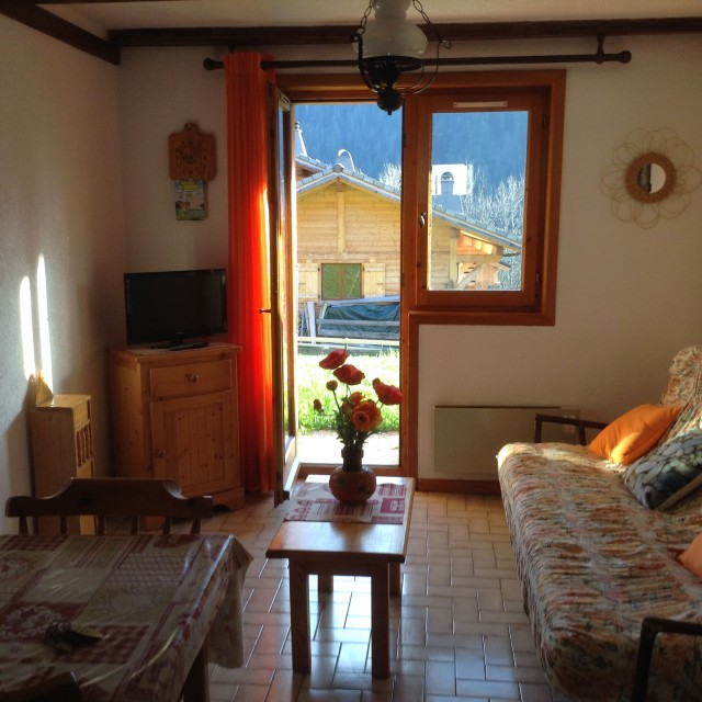 Appartement Le Terroit Salon Châtel