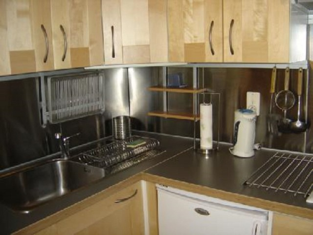 Appartement Les Covillets D, Cuisine Châtel 2