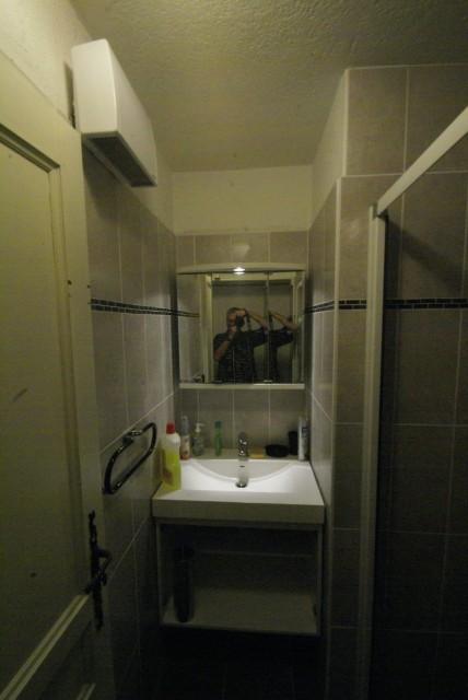Appartement Les Covillets D, Salle de Bain Châtel