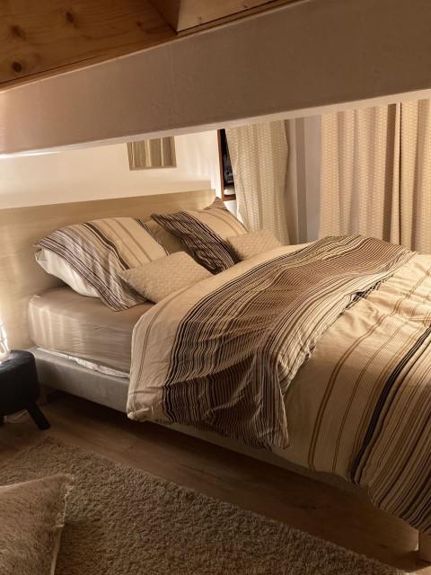 Appartement les Favioles n°9 Chambre Châtel 74