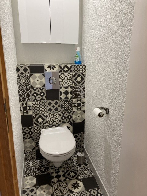 Appartement les Favioles n°9 WC Châtel