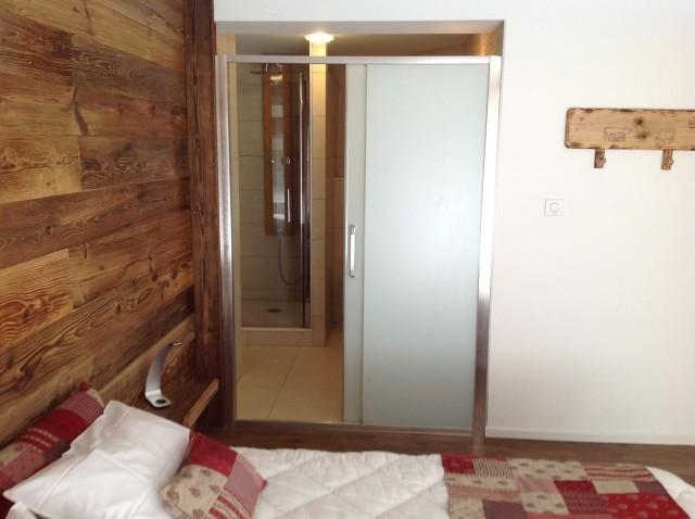 Appartement Les Soldanelles 18, Chambre Châtel France