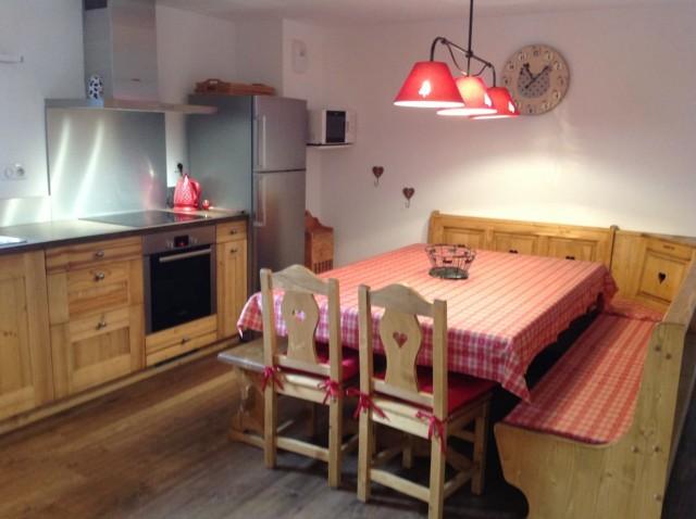 Appartement Les Soldanelles 18, Cuisine Châtel 2