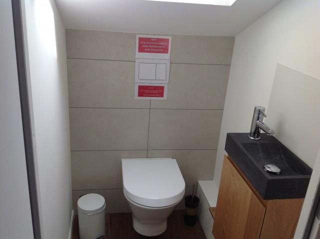 Appartement Les Soldanelles 18, Toilettes Châtel
