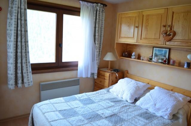Appartement Les Sorbiers 002 chambre Châtel