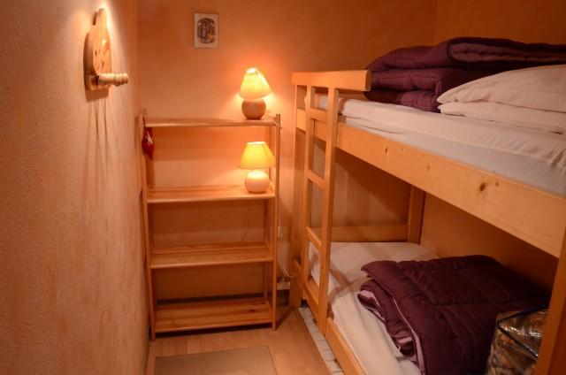 Appartement Les Sorbiers 002 chambre Châtel Haute-Savoie