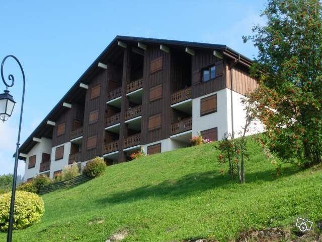 Appartement Les Sorbiers 002 exterieur Châtel Montagne