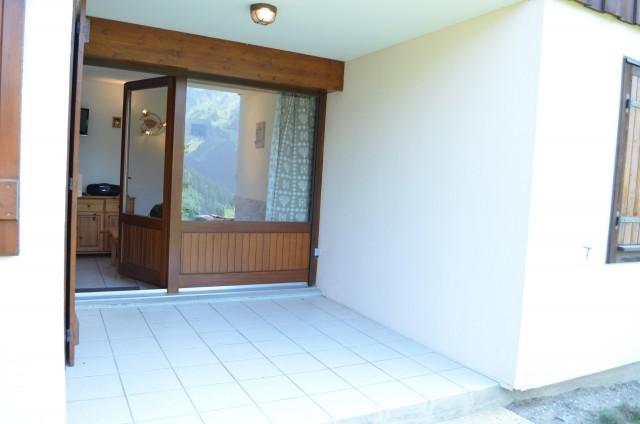 Appartement Les Sorbiers 002 terasse Châtel Haute-Savoie