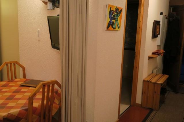 Appartement Les Sorbiers 009 Couloir Châtel