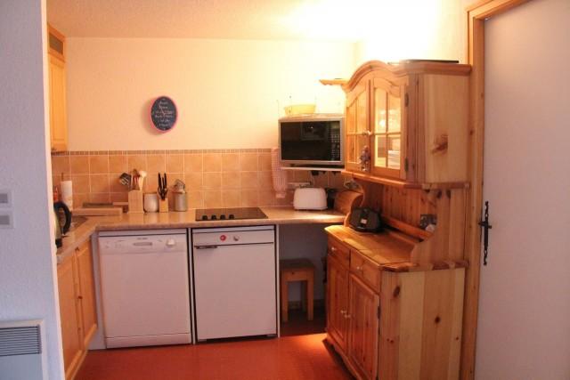 Appartement Les Sorbiers 009 Cuisine Châtel