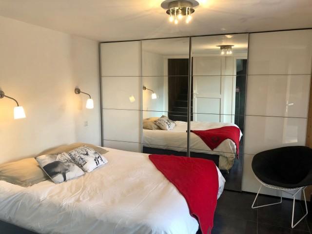 Appartement Martonne, Chambre 1 lit double, Châtel Portes du Soleil