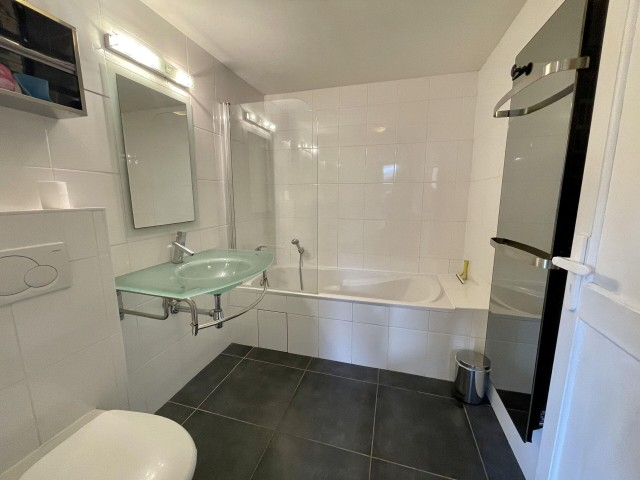 Appartement Martonne, Salle de bain, Châtel