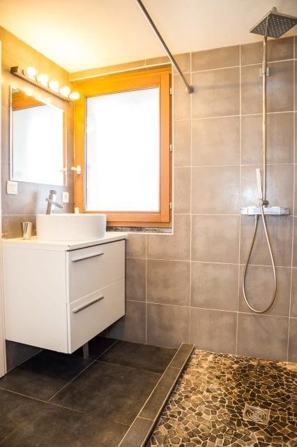 Appartement Martonne, Salle de douche, Châtel Portes du Soleil