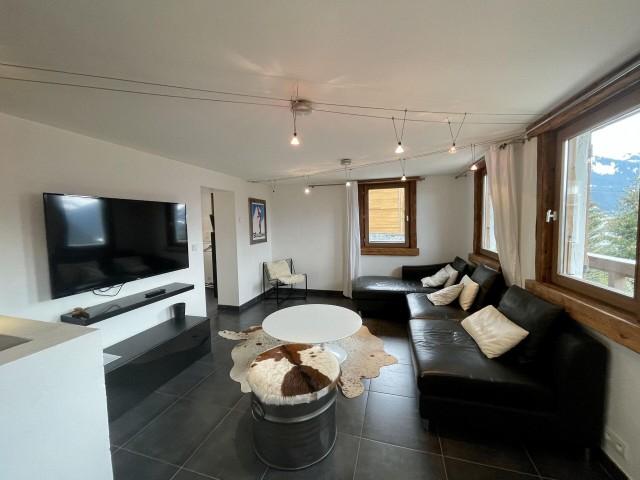 Appartement Martonne, Salon, Châtel