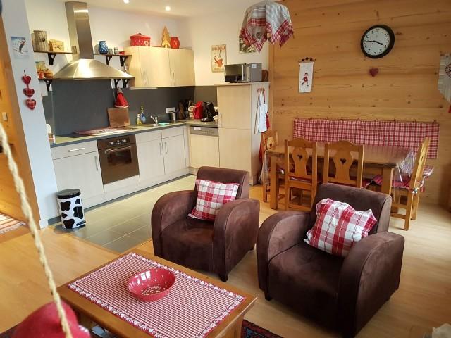 Appartement Morclan 3 Pièce de Vie Châtel  France