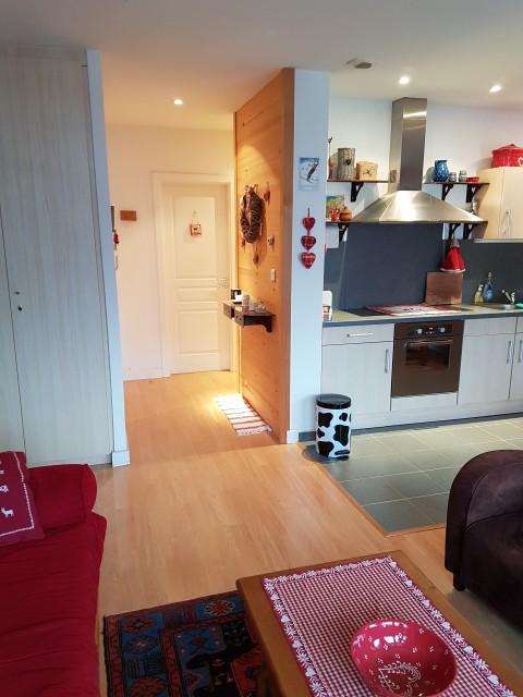 Appartement Morclan 3 Salon Châtel  Haute-Savoie