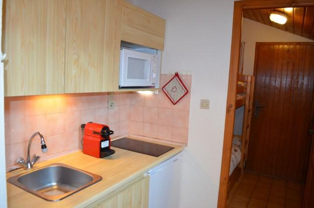 Appartement n°13 B dans résidence les Voinettes, Séjour, Châtel Haute Savoie