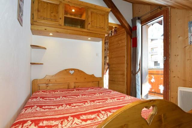 Appartement n°4 chalet L'EPICEA, Chambre Châtel 2