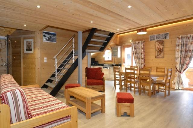 Appartement n°4 chalet L'EPICEA, Châtel