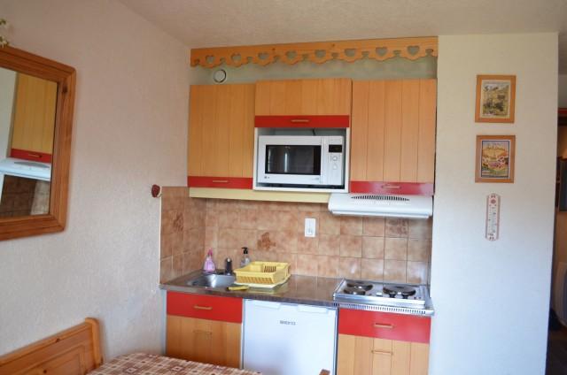 Appartement Perchoir 9, Cuisine Châtel