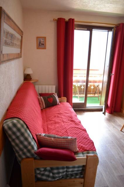 Appartement Perchoir 9, Salon Châtel 2