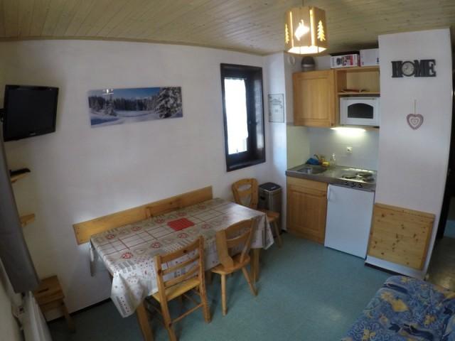 Appartement Voinettes 25A Châtel Réservation