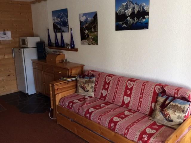 Appartement Yéti 107 Salon Châtel 2