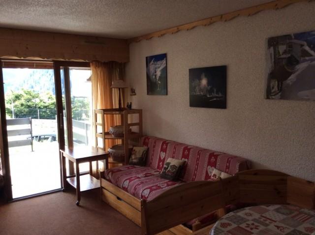 Appartement Yéti 107 Salon Châtel
