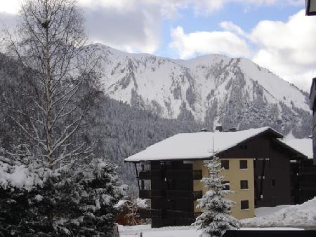 Appartement Yéti 107 Vue Châtel Neige