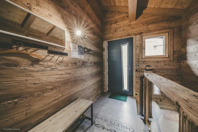 Chalet 12 personnes Chalet Bovard Châtel Sauna
