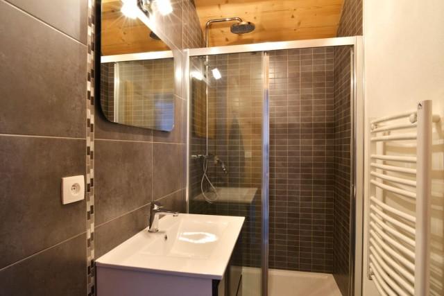 chalet alaska salle de bains chatel