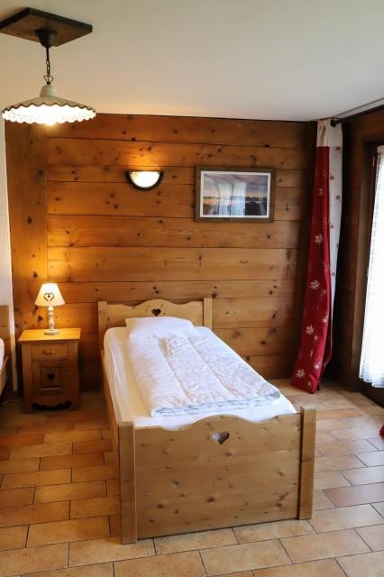 Chalet Au Bon vieux Temps Chambre Châtel Village