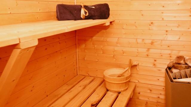 Chalet BLANC Sauna Châtel 2