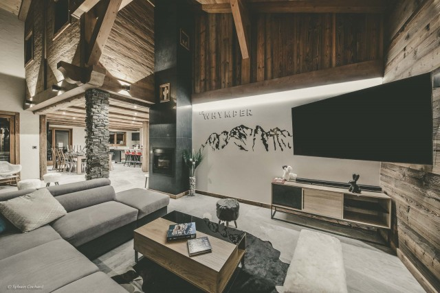 Chalet Bovard chalet Whymper Châtel Luxe
