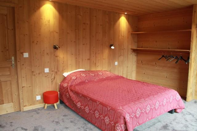 Chalet CREUX DU NANT chambre Châtel France