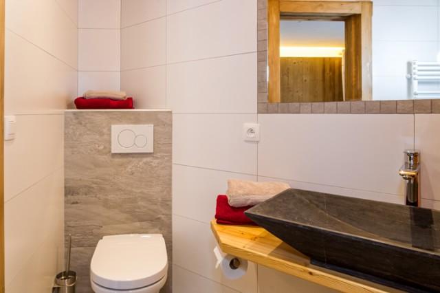 Chalet Emilie 15 personnes Châtel salle de bain 1