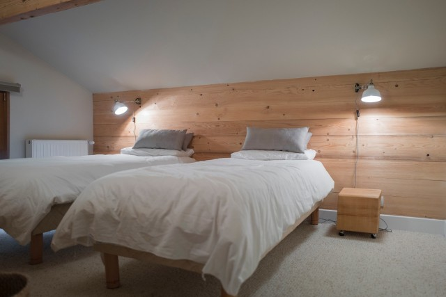 Chalet Isobel Chambre Châtel France