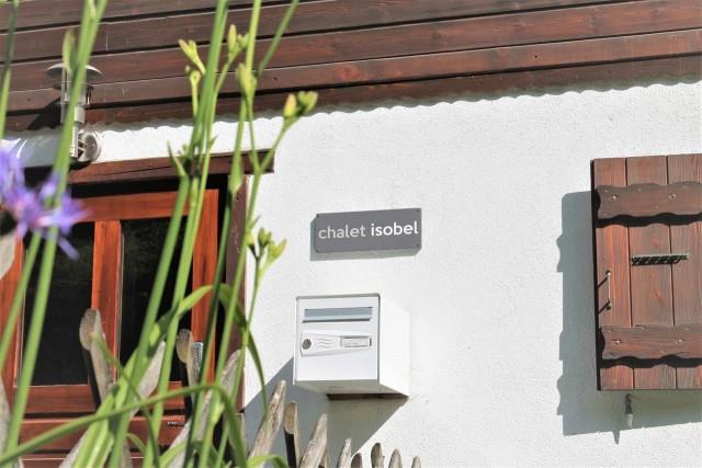 Chalet Isobel exterieur Châtel Haute-Savoie