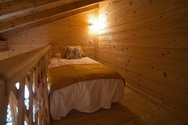 Chalet La Cascade chambre Châtel 74