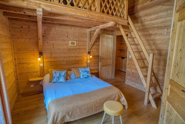 Chalet La Cascade chambre Châtel montagne