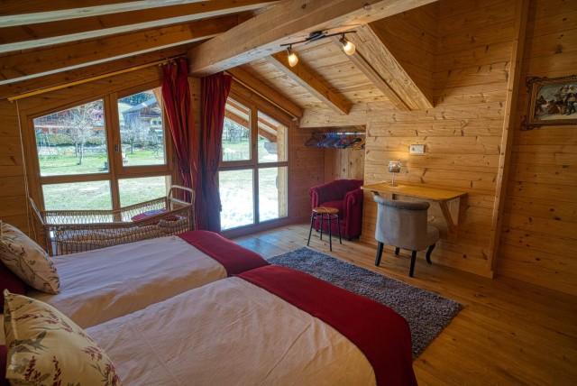 Chalet La Cascade chambre Châtel station de ski