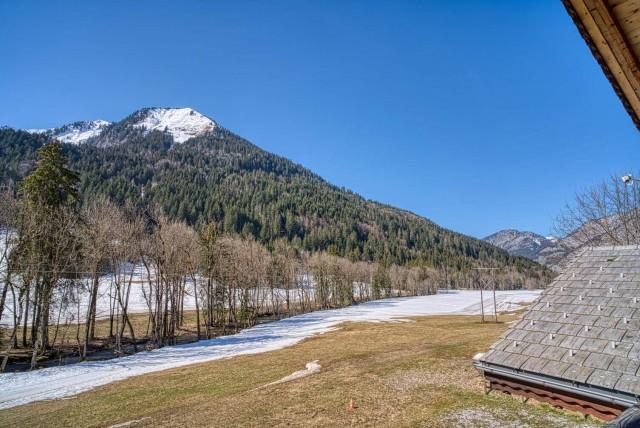 Chalet La Cascade extérieur Châtel Haute Savoie