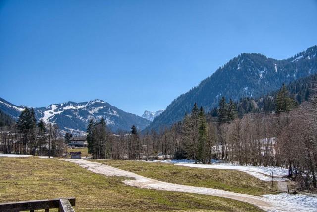 Chalet La Cascade extérieur Châtel montagne