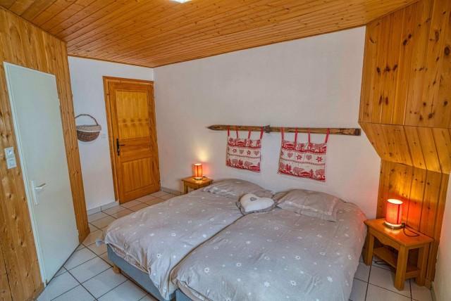 chalet la Savoyarde chambre Châtel Haute-Savoie 74