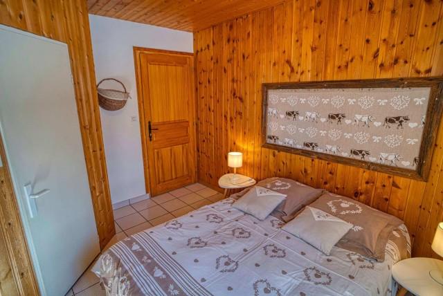 chalet la Savoyarde chambre Châtel  séjour à la montagne